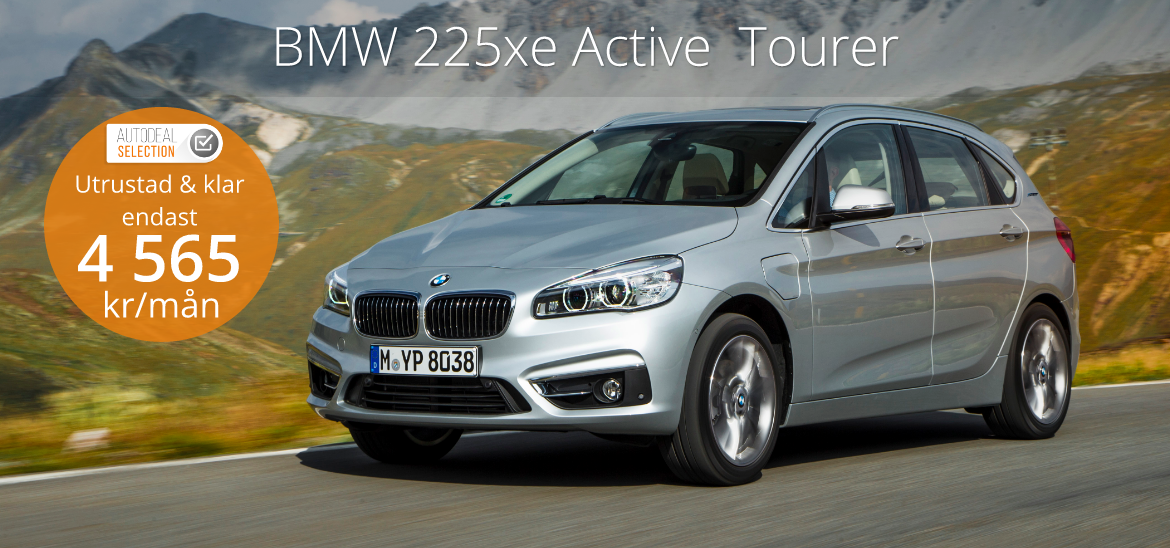 <h1>BMW 225xe Active Tourer Plugin Hybrid</h1>