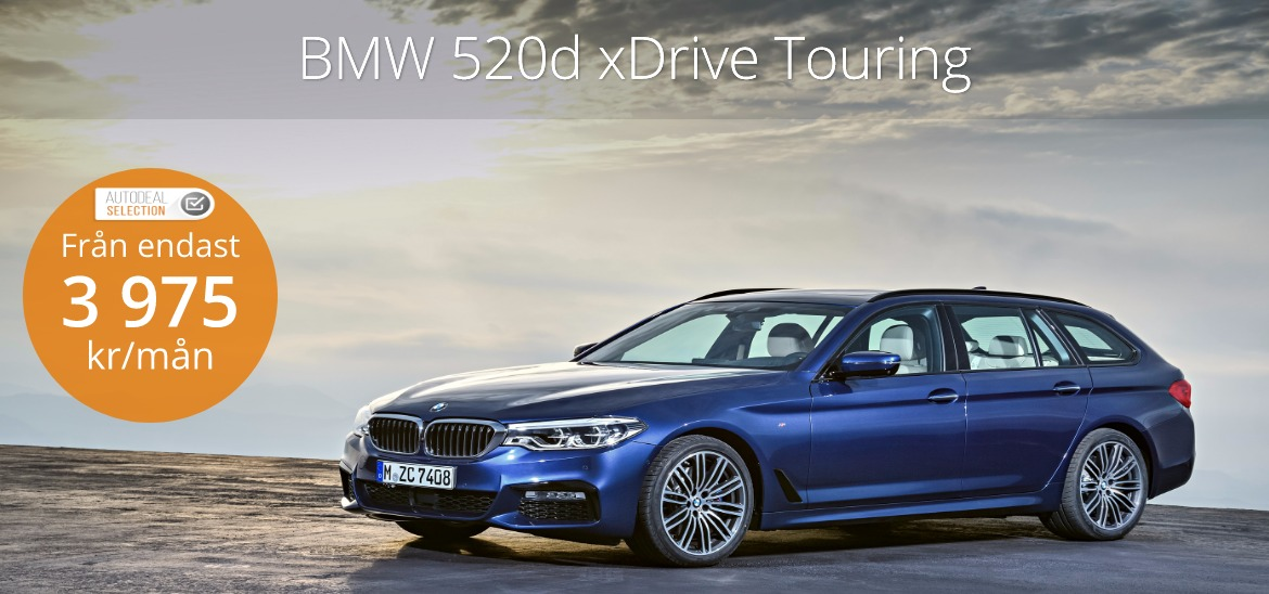 <h1>BMW 520d xDrive Touring</h1>