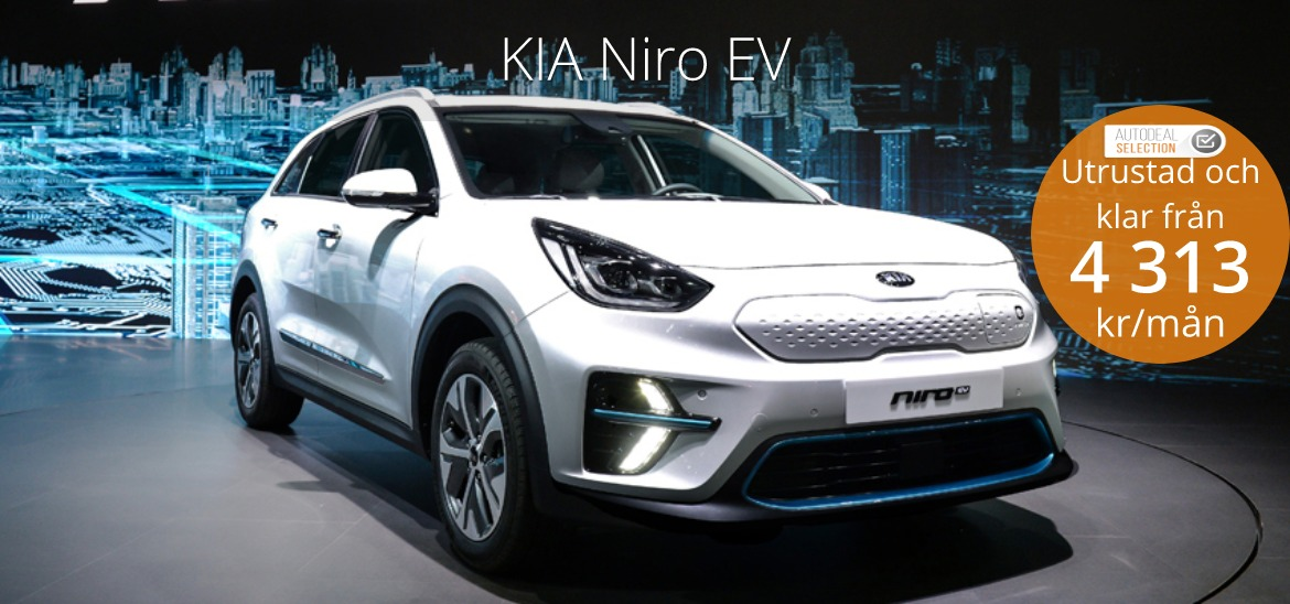 <h1>KIA Niro EV Advance Plus Paket</h1>