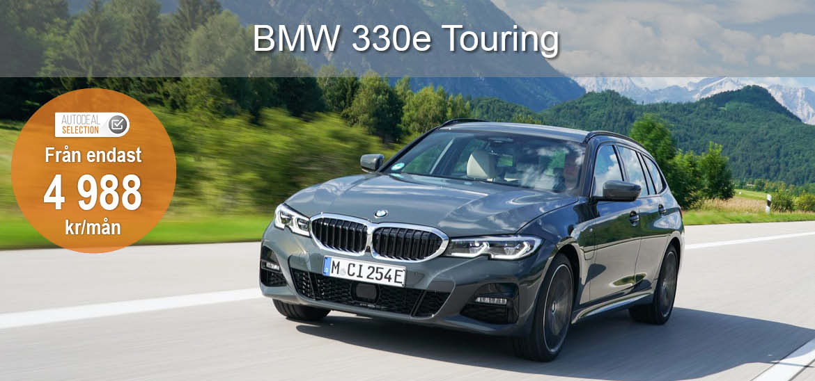 <h1>BMW 330e xDrive Touring</h1>