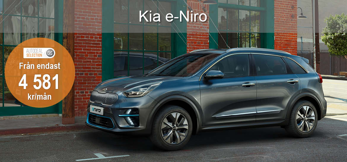 <h1>KIA Nya e-Niro Advance SUV</h1>